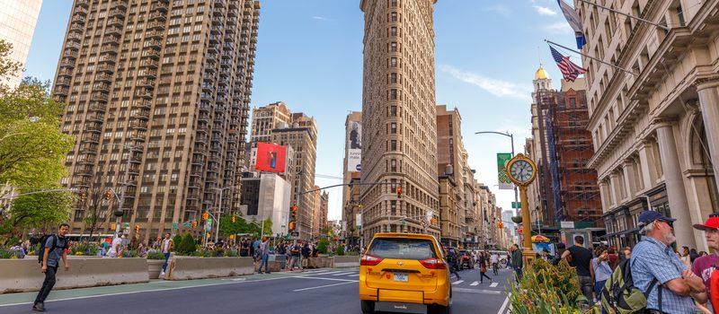 NYC histoires de branchement