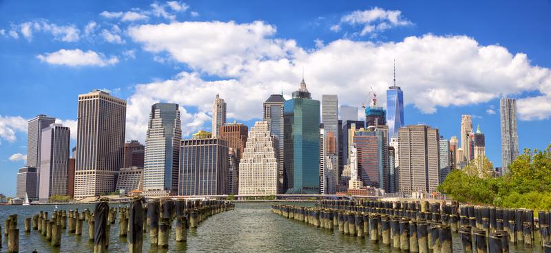 Vivre dans le Financial District de New York, le poumon économique du monde