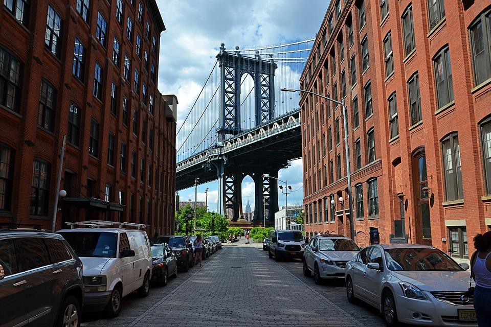 Dumbo, un des quartiers les plus prisés de New York, continue son développement
