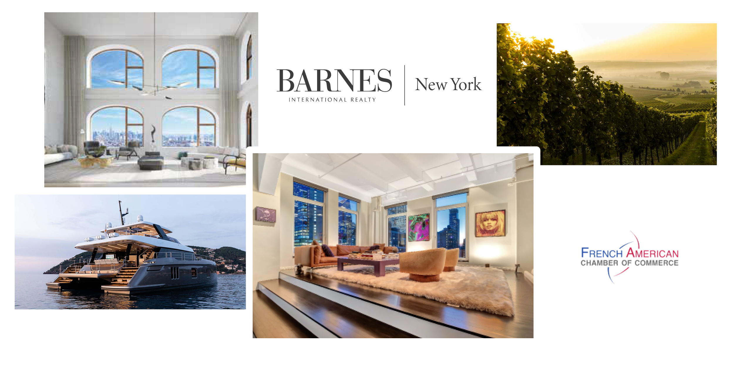 Meet the Member: Yann Rousseau, Managing Partner, BARNES New York – the French American Chamber of Commerce